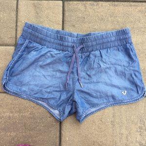 True Religion Drawstring Shorts M